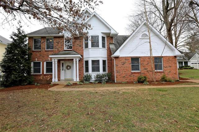 414 Woodview Manor Lane, Kirkwood, MO 63122 (#21002424) :: Parson Realty Group