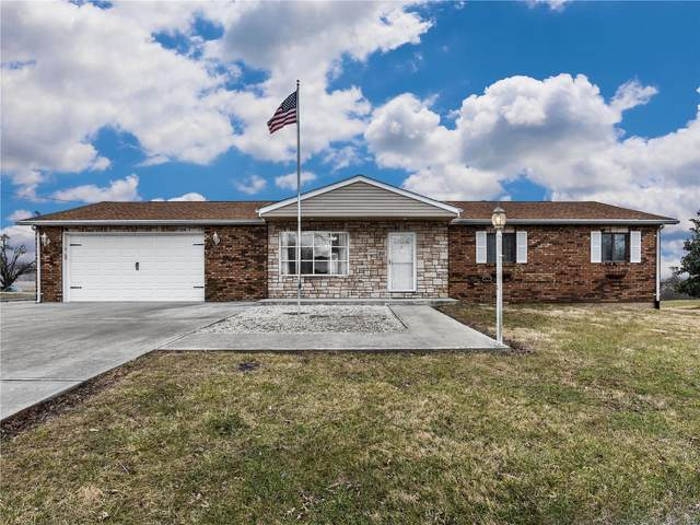211 Willow Drive, Collinsville, IL 62234 (#21002426) :: Fusion Realty, LLC