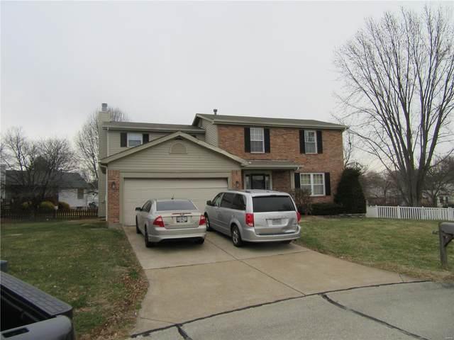 1107 John Henry, Florissant, MO 63034 (#21002448) :: The Becky O'Neill Power Home Selling Team