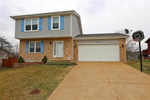 2028 Kimmy, Arnold, MO 63010 (#21002449) :: Parson Realty Group