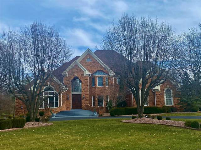 736 The Hamptons Lane, Town and Country, MO 63017 (#21002454) :: PalmerHouse Properties LLC