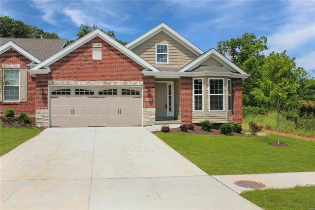 2918 Strawberry Ridge Drive, Arnold, MO 63010 (#21002485) :: Terry Gannon | Re/Max Results
