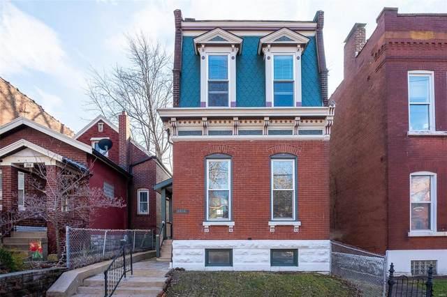 1916 Wyoming Street, St Louis, MO 63118 (#21002492) :: Realty Executives, Fort Leonard Wood LLC