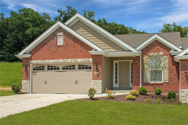 2912 Strawberry Ridge Drive, Arnold, MO 63010 (#21002497) :: Terry Gannon | Re/Max Results