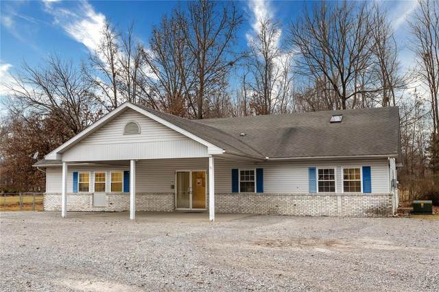 2315 N Park Avenue, HERRIN, IL 62948 (#21002500) :: The Becky O'Neill Power Home Selling Team