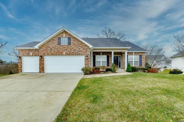 517 Sunshine Brook Drive, Wentzville, MO 63385 (#21002511) :: St. Louis Finest Homes Realty Group