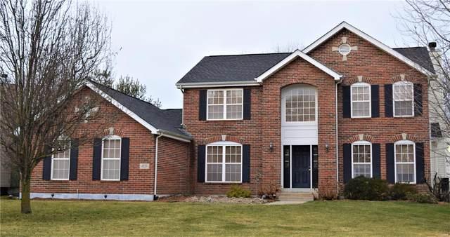 2405 Bobby Jones Court, Belleville, IL 62220 (#21002512) :: Parson Realty Group
