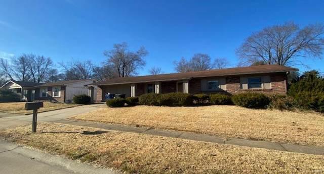11283 Stonymont Drive, St Louis, MO 63136 (#21002514) :: Parson Realty Group