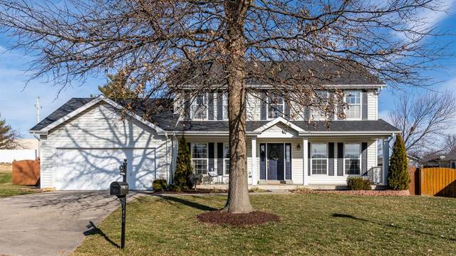 96 Myrtle Wood Court, O'Fallon, MO 63368 (#21002538) :: Parson Realty Group