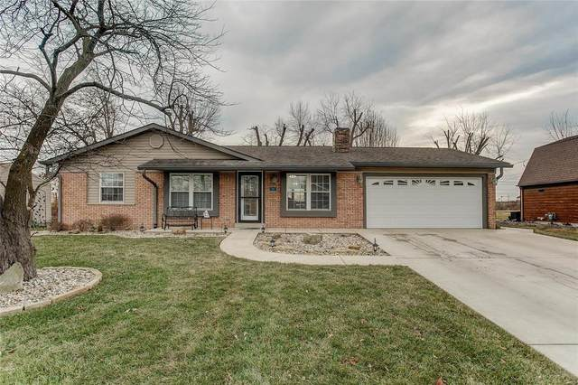 218 E Shiloh Drive, RED BUD, IL 62278 (#21002542) :: Parson Realty Group