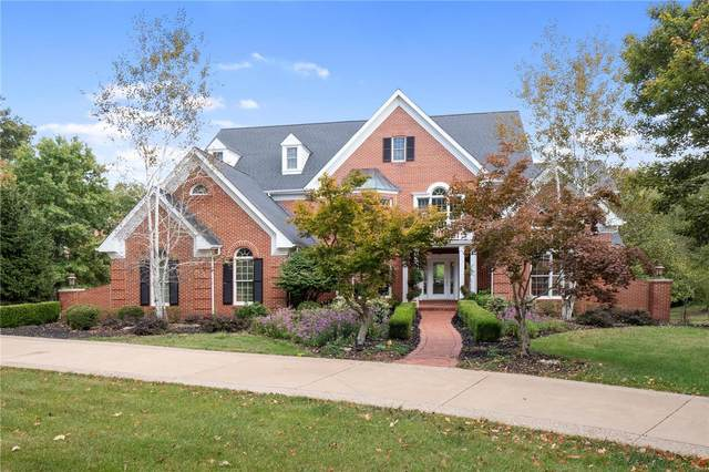 2024 Kingspointe Drive, Clarkson Valley, MO 63005 (#21002563) :: Realty Executives, Fort Leonard Wood LLC