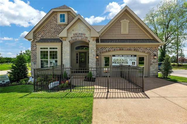 913 Grand Reserve (Lot 19) Augusta, Chesterfield, MO 63017 (#21002665) :: Parson Realty Group