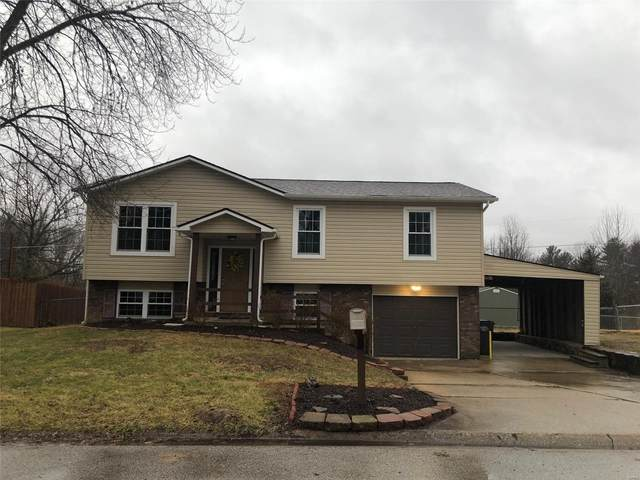 521 Tremont, Godfrey, IL 62035 (#21002677) :: The Becky O'Neill Power Home Selling Team