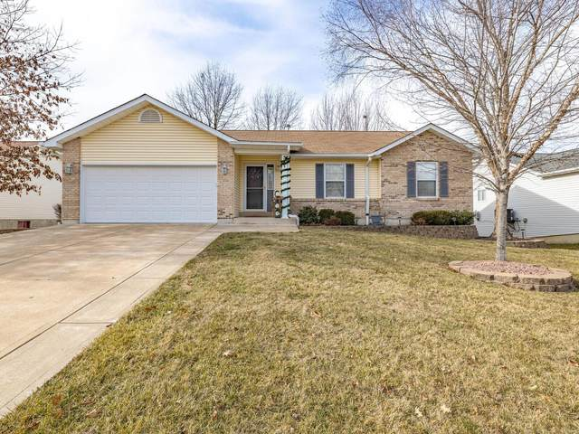 541 Briar Meadows Court, Wentzville, MO 63385 (#21002680) :: Kelly Hager Group | TdD Premier Real Estate