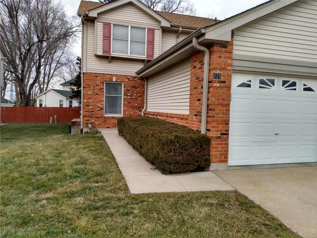 223 Deer Hollow, O'Fallon, MO 63366 (#21002683) :: St. Louis Finest Homes Realty Group