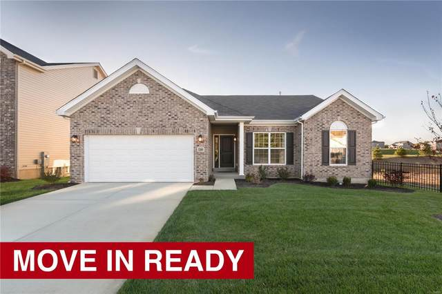 1344 Woodgrove Park Drive, O'Fallon, MO 63366 (#21002689) :: PalmerHouse Properties LLC