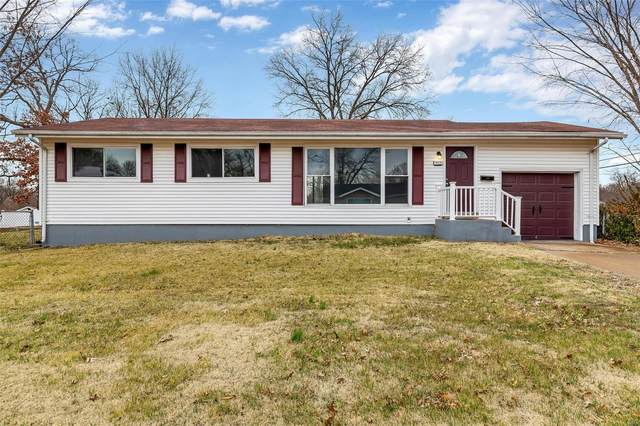 517 Cordes Street, O'Fallon, MO 63366 (#21002691) :: Walker Real Estate Team