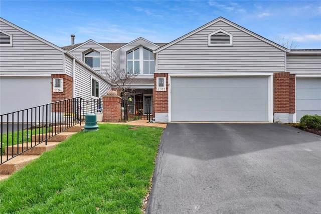 1702 Ridgeview Circle, Ballwin, MO 63021 (#21002723) :: The Becky O'Neill Power Home Selling Team