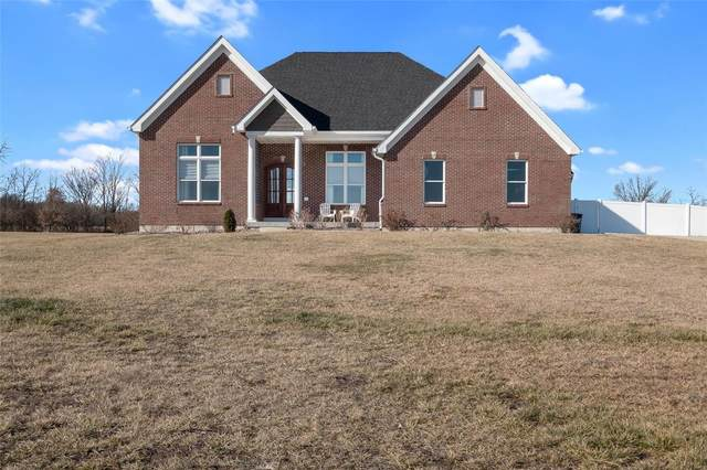 11 Pheasant Pointe Drive, Old Monroe, MO 63369 (#21002729) :: Parson Realty Group