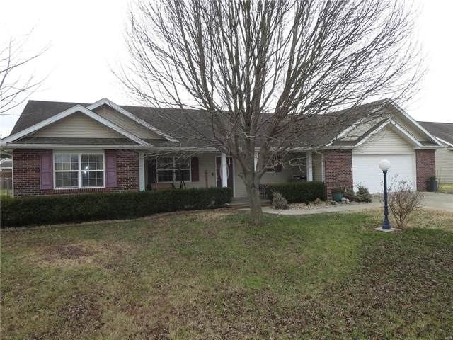 1706 Dynasty Drive, HERRIN, IL 62948 (#21002730) :: The Becky O'Neill Power Home Selling Team