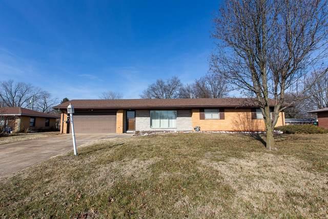 917 Blue Ridge Drive, Belleville, IL 62223 (#21002752) :: Fusion Realty, LLC