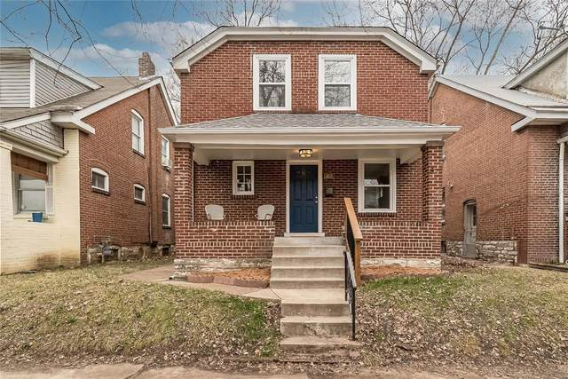 3657 Michigan Avenue, St Louis, MO 63118 (#21002792) :: The Becky O'Neill Power Home Selling Team