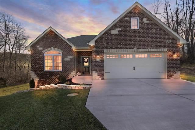 911 Hanover, Washington, MO 63090 (#21002809) :: Matt Smith Real Estate Group