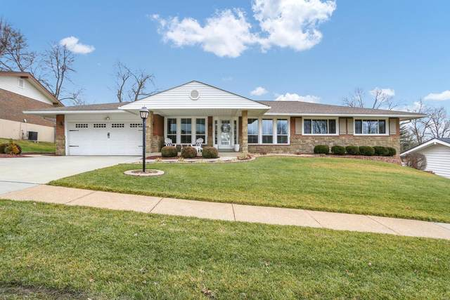 1970 Pickfair Drive, St Louis, MO 63146 (#21002816) :: PalmerHouse Properties LLC