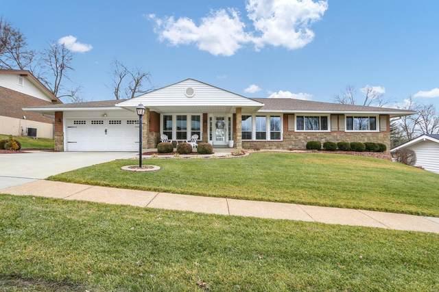 1970 Pickfair Drive, St Louis, MO 63146 (#21002816) :: Realty Executives, Fort Leonard Wood LLC