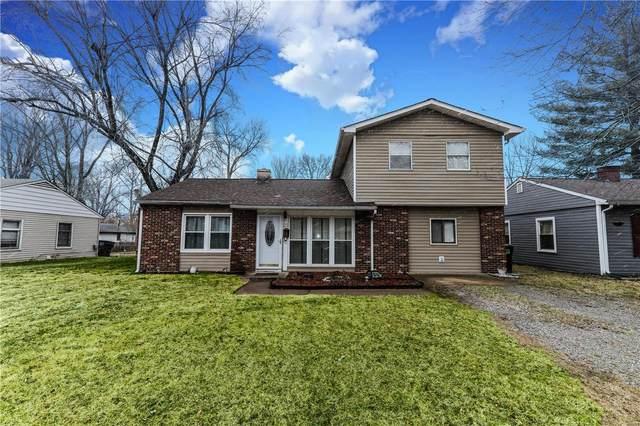20 Louise Lane, Cahokia, IL 62206 (#21002843) :: Walker Real Estate Team
