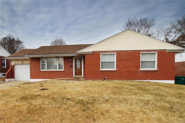 9233 Bellefontaine Road, St Louis, MO 63137 (#21002844) :: The Becky O'Neill Power Home Selling Team