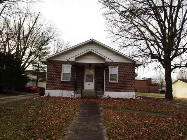 226 E Lyons, Marissa, IL 62257 (#21002845) :: Walker Real Estate Team