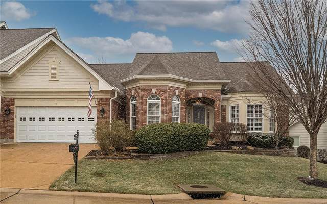 17 Picardy Hill, Chesterfield, MO 63017 (#21002854) :: St. Louis Finest Homes Realty Group
