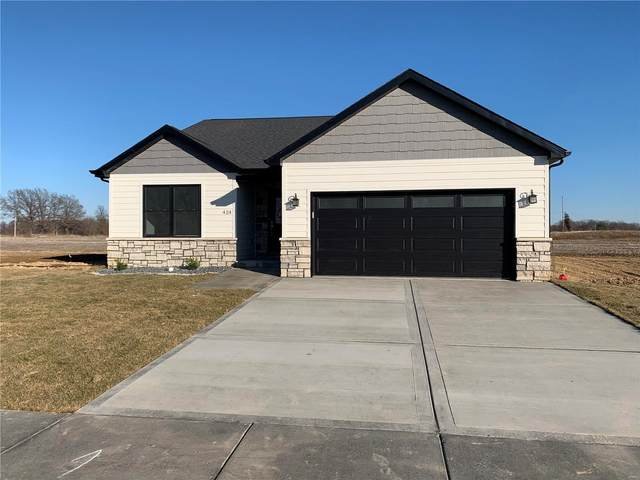 424 Foxtail Dr., Freeburg, IL 62243 (#21002860) :: Kelly Hager Group | TdD Premier Real Estate