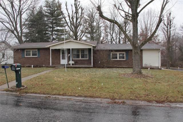 328 Northmoor Drive, Jerseyville, IL 62052 (#21002862) :: Clarity Street Realty