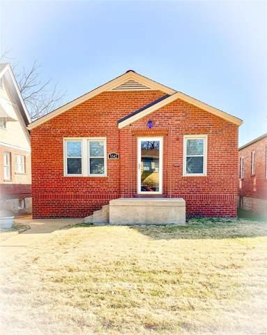 5542 Grant Place, St Louis, MO 63116 (#21002871) :: Hartmann Realtors Inc.