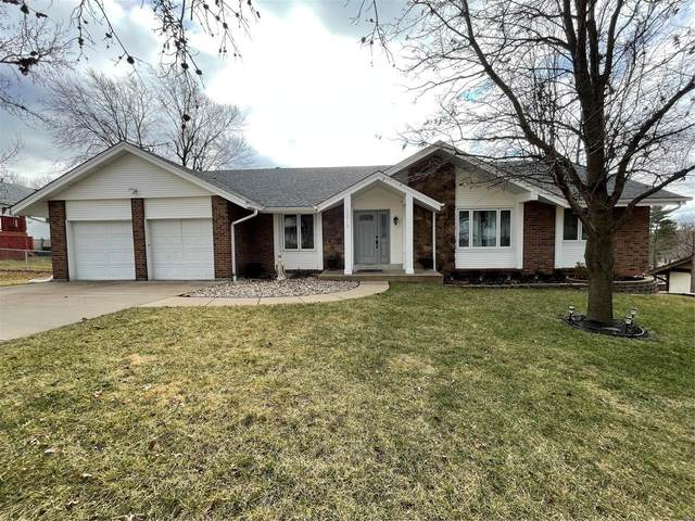 12010 Mereview Drive, St Louis, MO 63146 (#21002883) :: The Becky O'Neill Power Home Selling Team