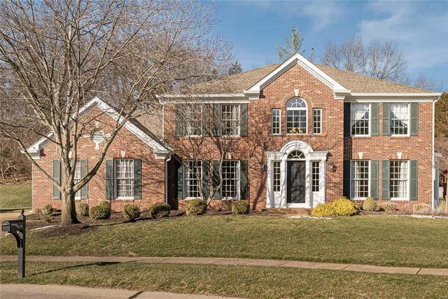 16210 Berry Hollow, Wildwood, MO 63011 (#21002889) :: Parson Realty Group