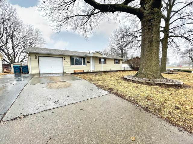 285 Edwards Street, Wood River, IL 62095 (#21002901) :: Realty Executives, Fort Leonard Wood LLC