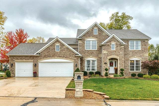 61 Hesters Court, Saint Charles, MO 63304 (#21002913) :: St. Louis Finest Homes Realty Group