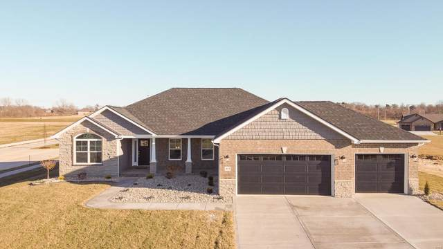 409 Sage Drive, Shiloh, IL 62221 (#21002919) :: St. Louis Finest Homes Realty Group