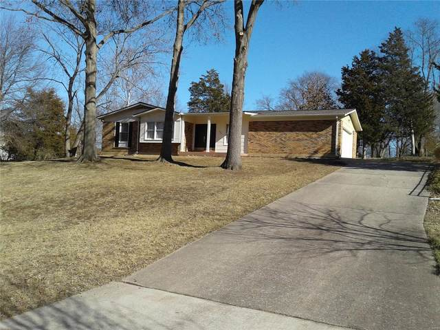 246 Ries Road, Ballwin, MO 63021 (#21002929) :: Reconnect Real Estate