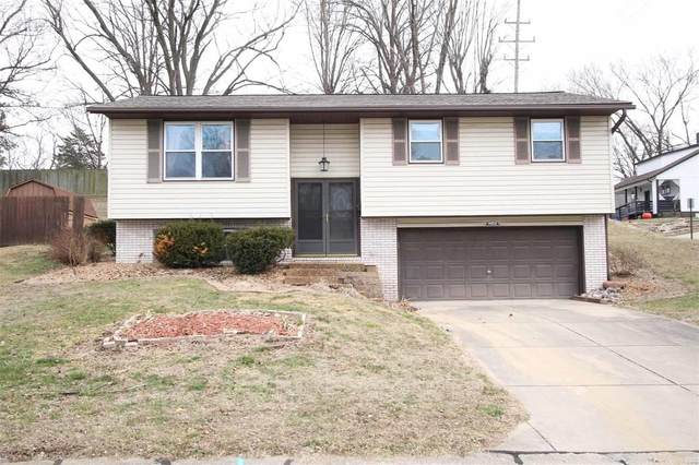 1500 Valley Forge Drive, Collinsville, IL 62234 (#21002931) :: Parson Realty Group