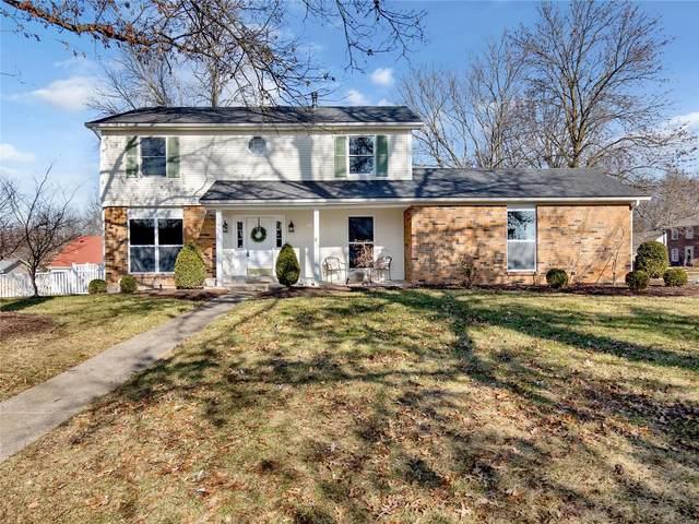 801 Red Bay, Ellisville, MO 63021 (#21002937) :: PalmerHouse Properties LLC