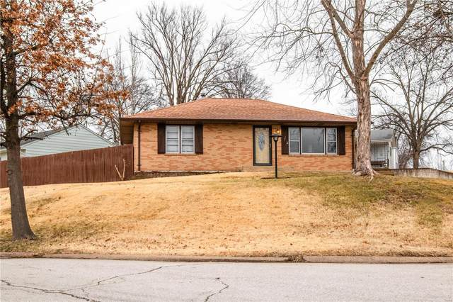 101 Ward Terr, Crystal City, MO 63019 (#21002972) :: Walker Real Estate Team
