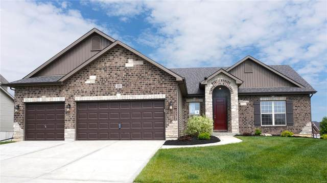 1002 Tall Timber Drive, Wentzville, MO 63385 (#21002987) :: St. Louis Finest Homes Realty Group
