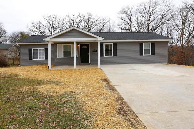 5629 Center Drive, Imperial, MO 63052 (#21002989) :: Matt Smith Real Estate Group