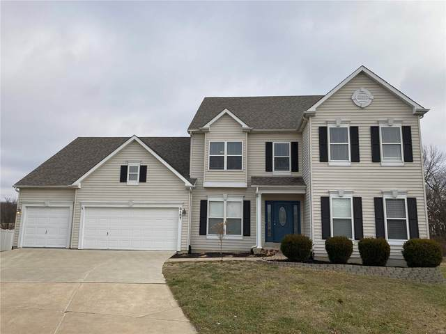 8131 Edenbrook Dr, Dardenne Prairie, MO 63368 (#21003001) :: PalmerHouse Properties LLC