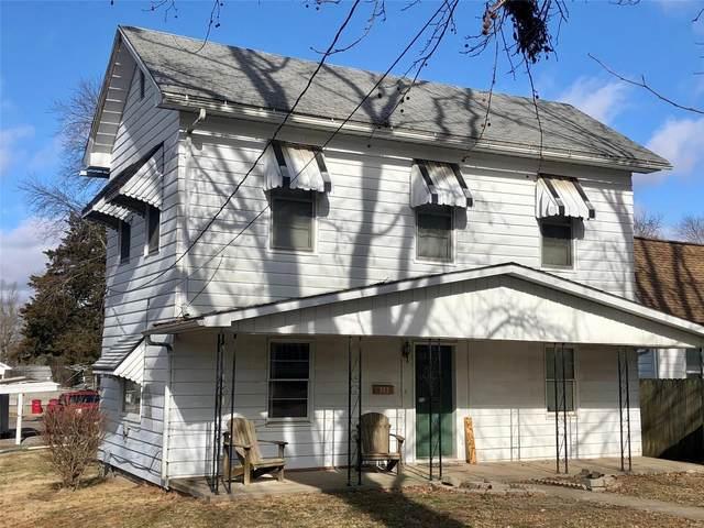502 E Main Street, DUQUOIN, IL 62832 (#21003002) :: Parson Realty Group