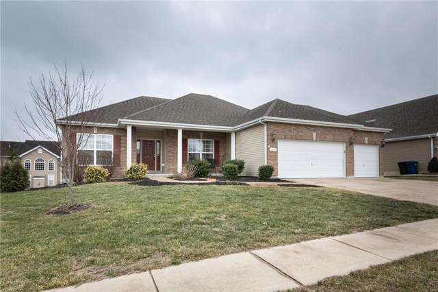 523 Sunshine Brook Drive, Wentzville, MO 63385 (#21003006) :: PalmerHouse Properties LLC